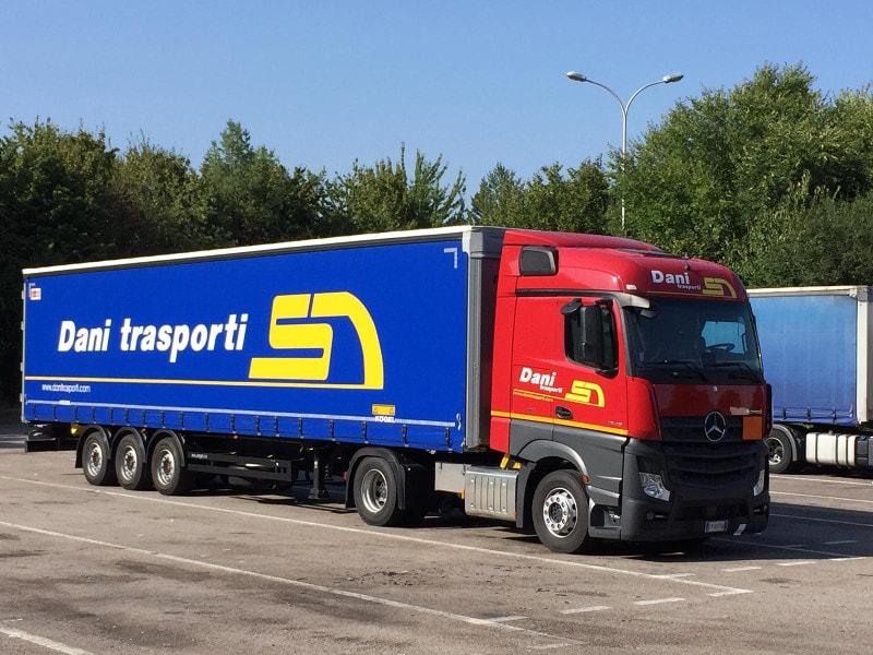 dani trasporti camion