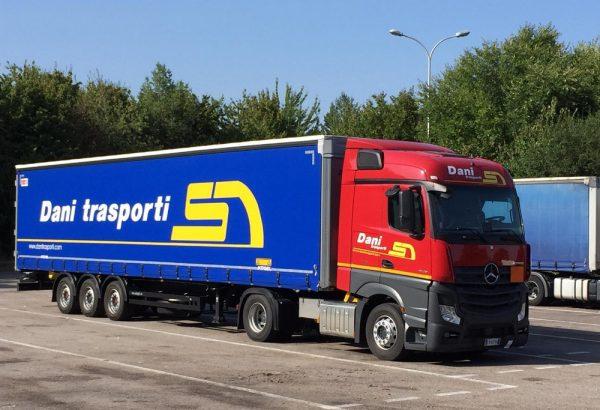 dani trasporti nazionali e internazionali